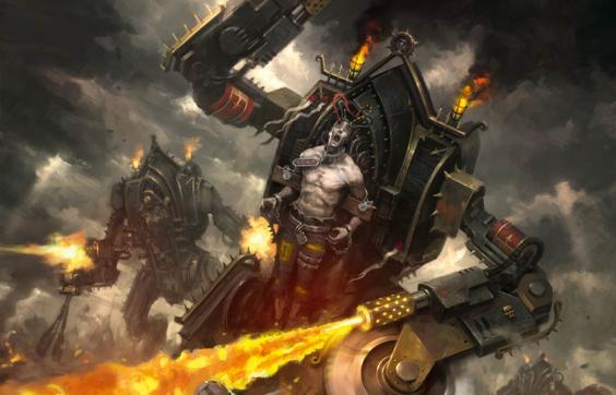 The Penitent Engine Reveal: Battle Sister Bulletin