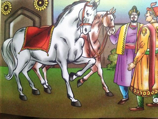 अकबर बीरबल के लतीफे | Akbar Birbal Story in Hindi