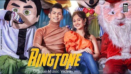 RINGTONE रिंगटोन Lyrics Hindi English - PreetInder | Siddharth Nigam | Jannat Zubair