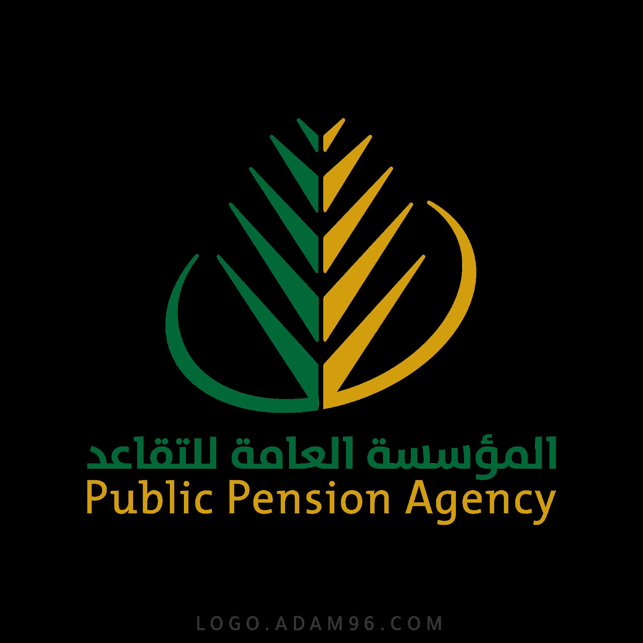 تحميل شعار المؤسسة العامة للتقاعد السعودية لوجو الرسمي عالي الجودة PNG