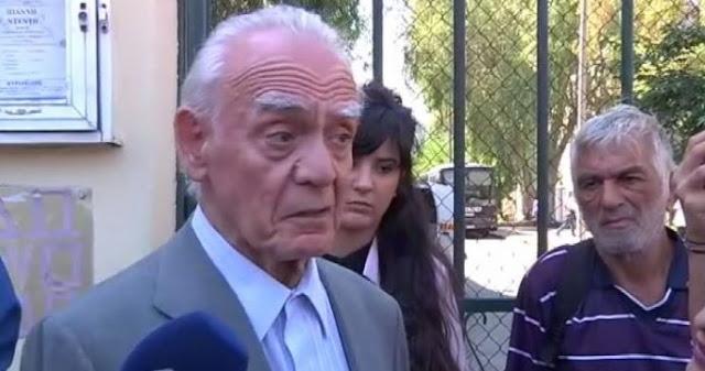 Άκης Τσοχατζόπουλος: «Ζω με 1.200 ευρώ σύνταξη, έχω απλήρωτα νοίκια»