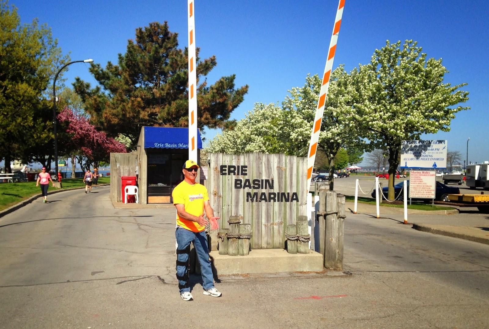 Erie Basin Marina, Running Free, RunningFree.com, Damaged Hearts, Heart & Stroke