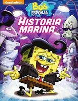 Bob Esponja: Historia marina (2017) español