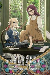 Violet Evergarden Gaiden: Eien to Jidou Shuki Ningyou 1080p Dual Audio