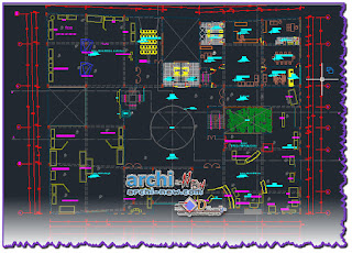 download-autocad-cad-dwg-file-museumCAD DWG  file museum architecture - Cortes Museo Huánuco -