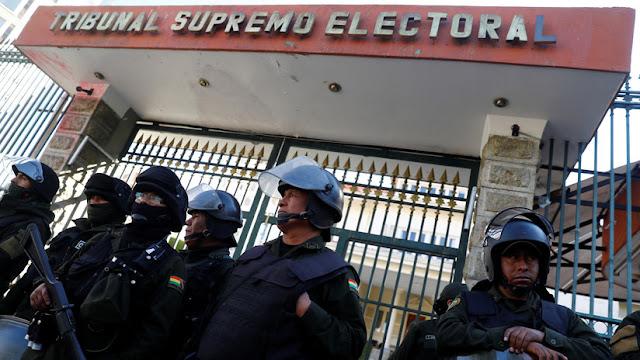 """La Fiscalía de Bolivia encarcela a la cuarta vocal nacional del Tribunal Electoral por """"irregularidades"""""""