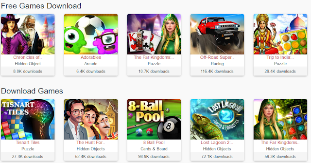 गेम डाउनलोड - गेम टॉप फ्री