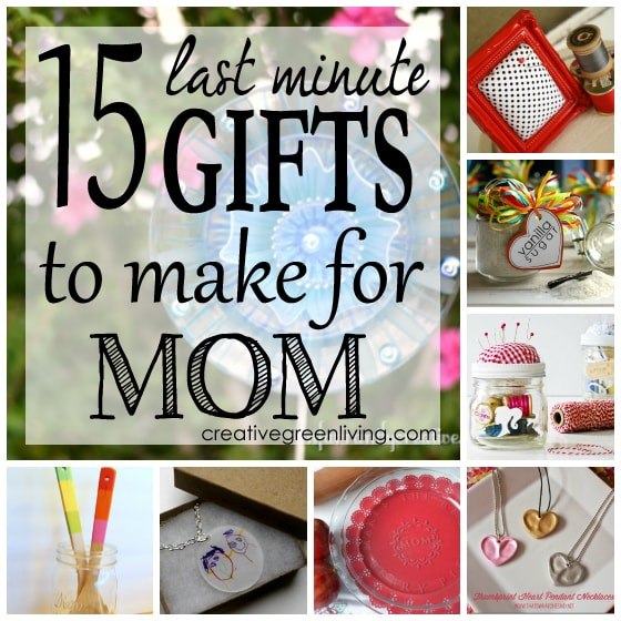 crafting ideas for gifts for her #DIYgiftsforher #creativegreenliving