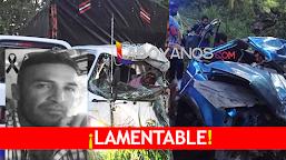 Un muerto y cuatro heridos deja fatal accidente en el Huila