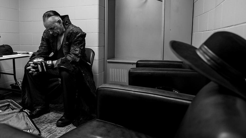 WWE.com: Fotos exclusivas da despedida de The Undertaker no Survivor Series