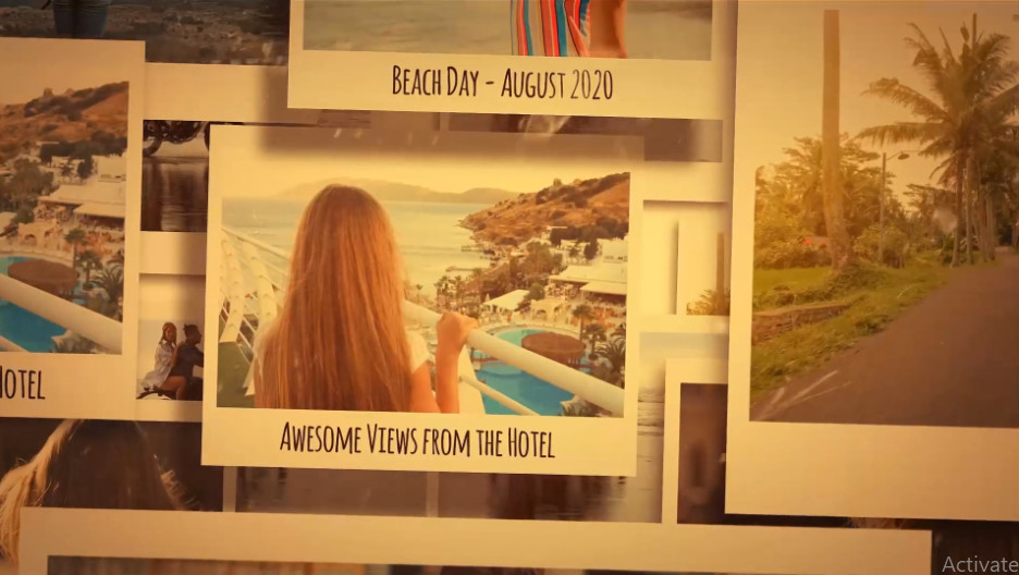 Projects - VideoHive - Summer Adventures - 27349592 [AEP]
