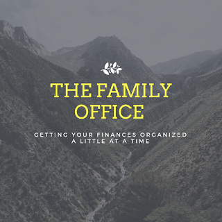 GETTING YOUR FINANCES ORGANIZED