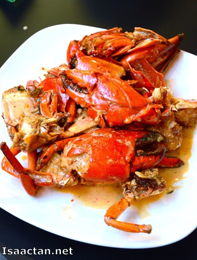 Butter Meat Crab