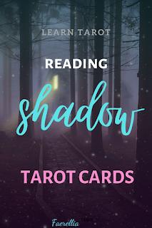 shadow tarot card