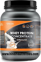 different types of whey protein,