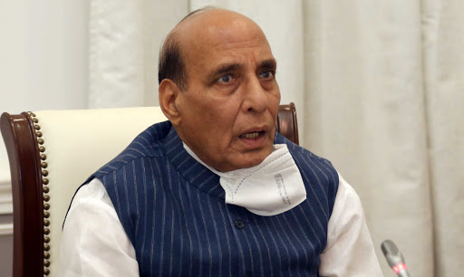 Rajnath Singh Defence Minister of India
