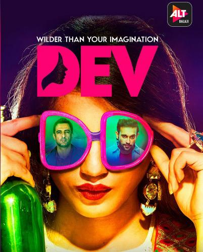Poster of Dev DD Season 1 Episode 11 Hindi 720p HDRip With ESubs Download