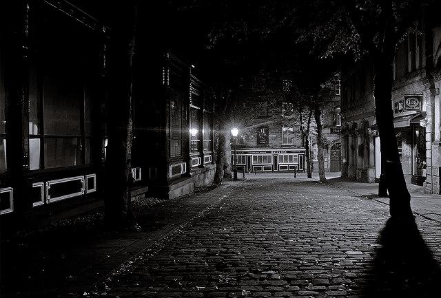 #Podcast La calle desierta