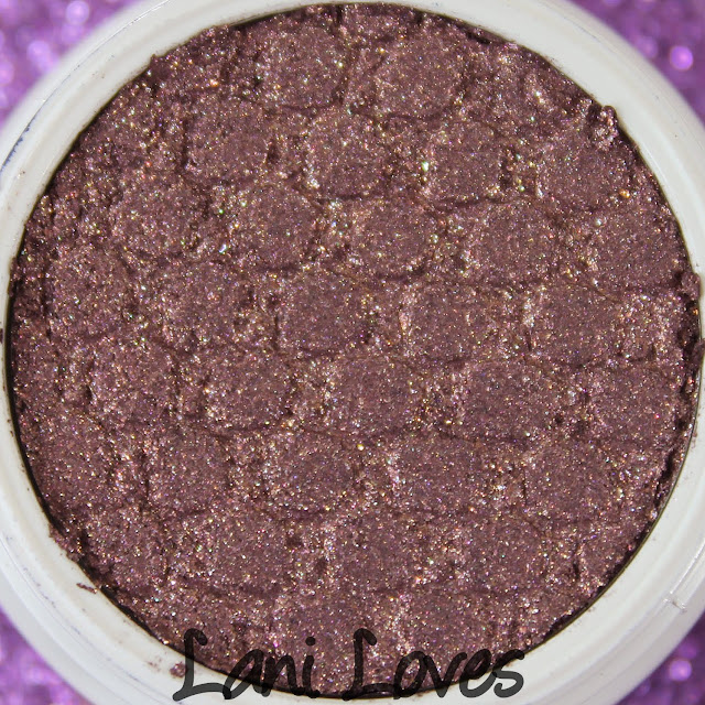 ColourPop Super Shock Shadow - Cricket Swatches & Review