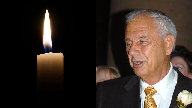 Απεβίωσε ο επιφανής ομογενής επιχειρηματίας με καταγωγή από το Μαλαντρένι Αργολίδας Νικόλαος Καραμπότσιος