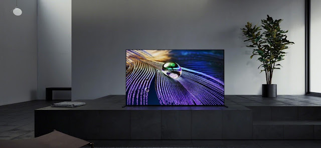 Sony Bravia 2021 TVs with cognitive processor XR