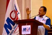 DPP MOI Gelar Pra UKW Melalui Video Conference