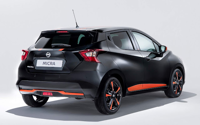 Nissan Micra New BOSE Personal Edition
