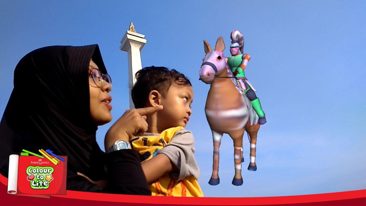 Screen Time Untuk Anak Makin Seru Dengan Faber Castell Colour To Life