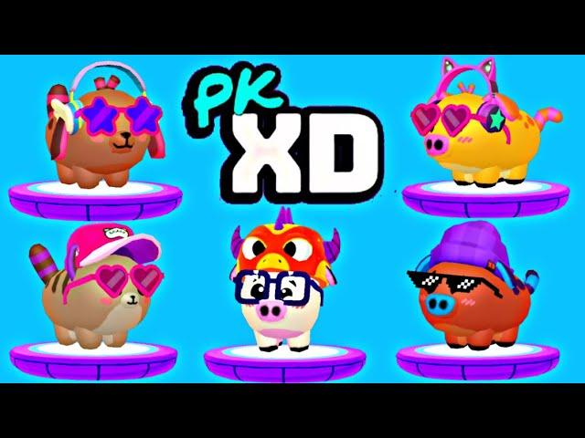 PK XD - Cuidando de bichos de estimação (pets).
