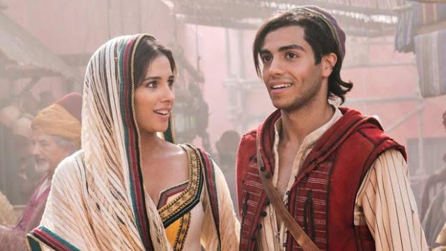 Aladdin (2019)  Trailer