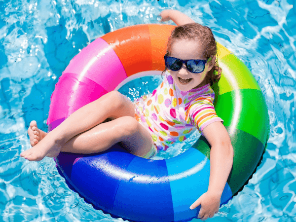 Keep your kids safe in the water with these pool safety tips