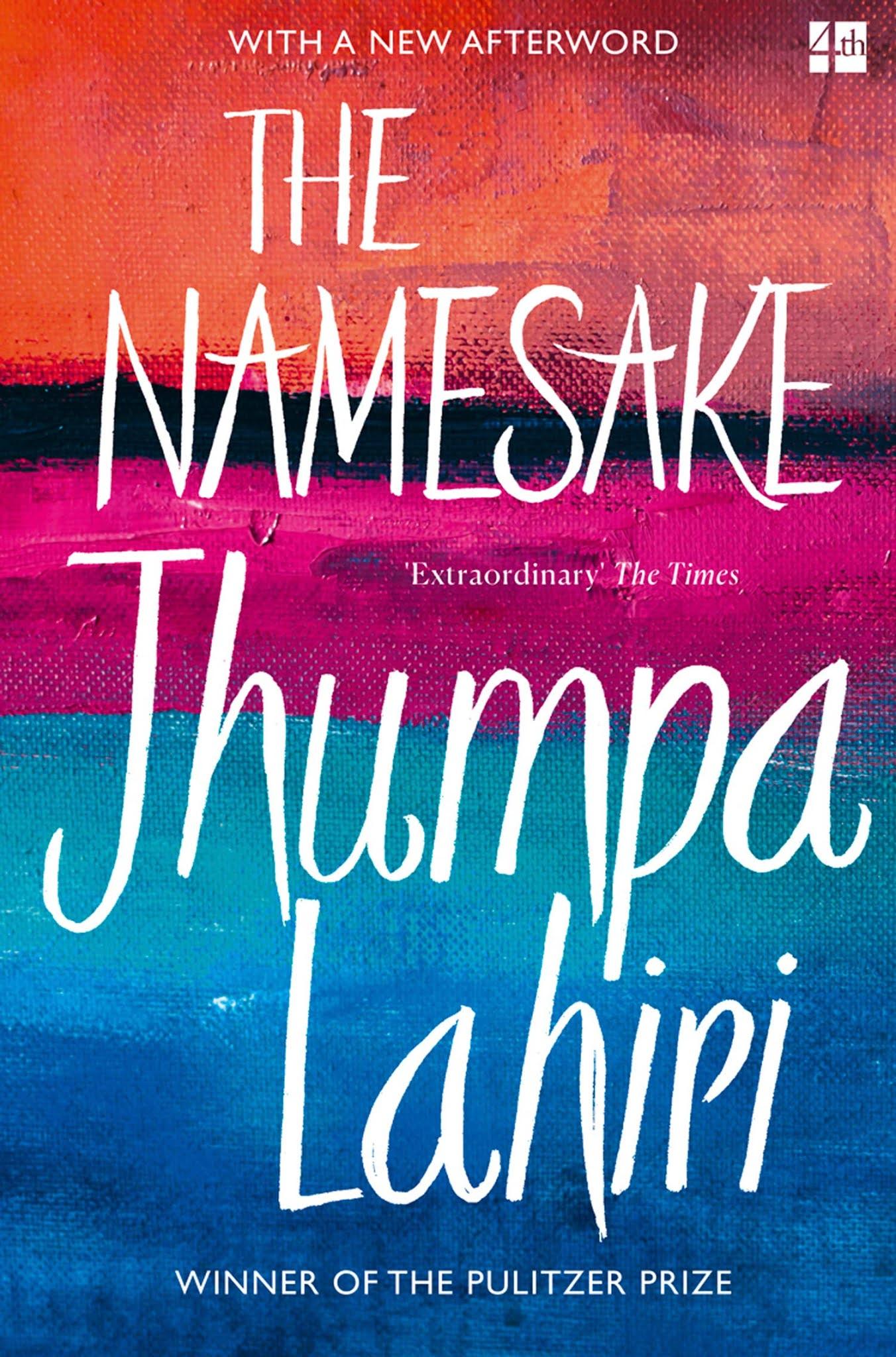 The Namesake by Jhumpa Lahiri   PDF Free Download