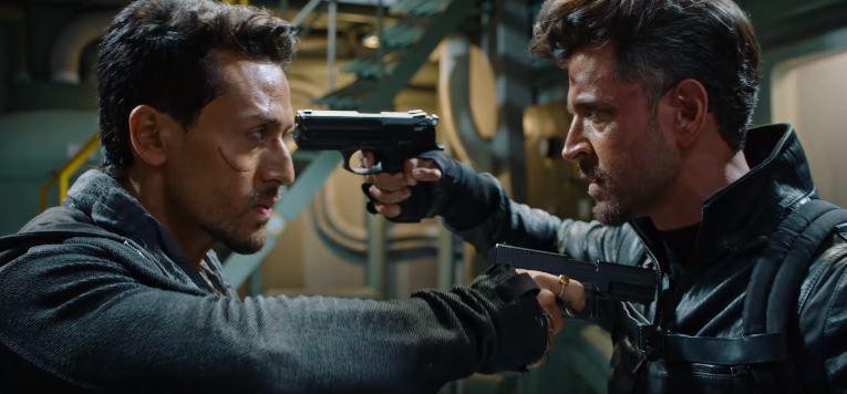 War Movie Trailer Out | Hrithik Roshan, Tiger Shroff