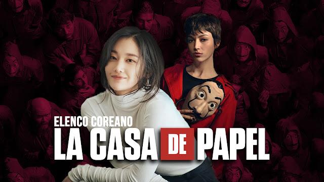 La Casa de Papel: conheça o elenco da versão coreana da série