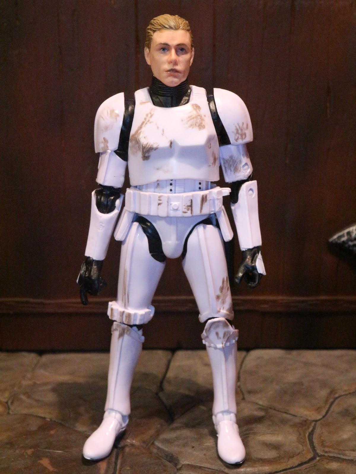 Star Wars Black Series Luke Skywalker Death Star Escape Trash Compactor Excl NEW