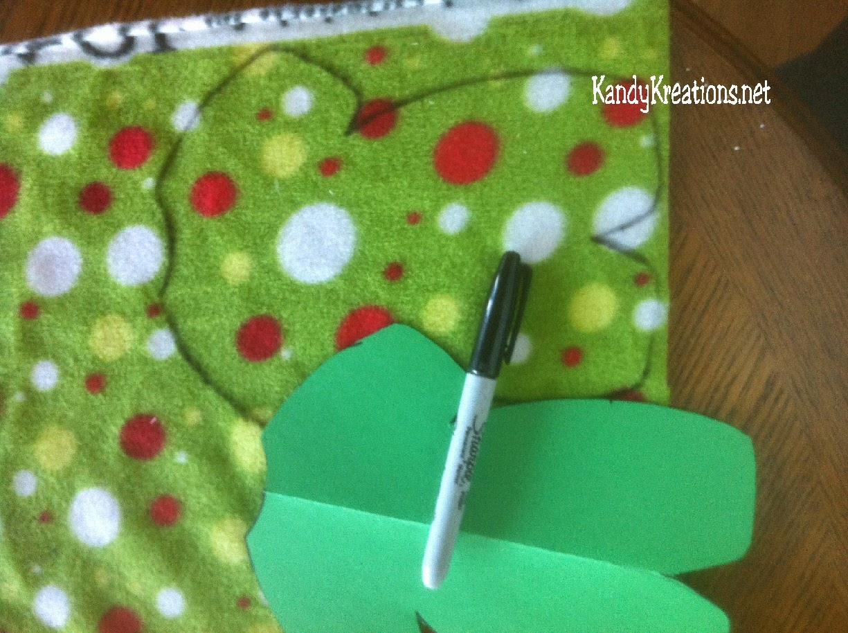Santas Underwear for a Secret Santa Gift Idea