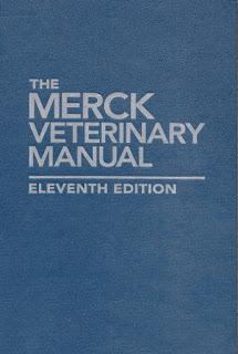 The Merck Veterinary Manual 11th Edition