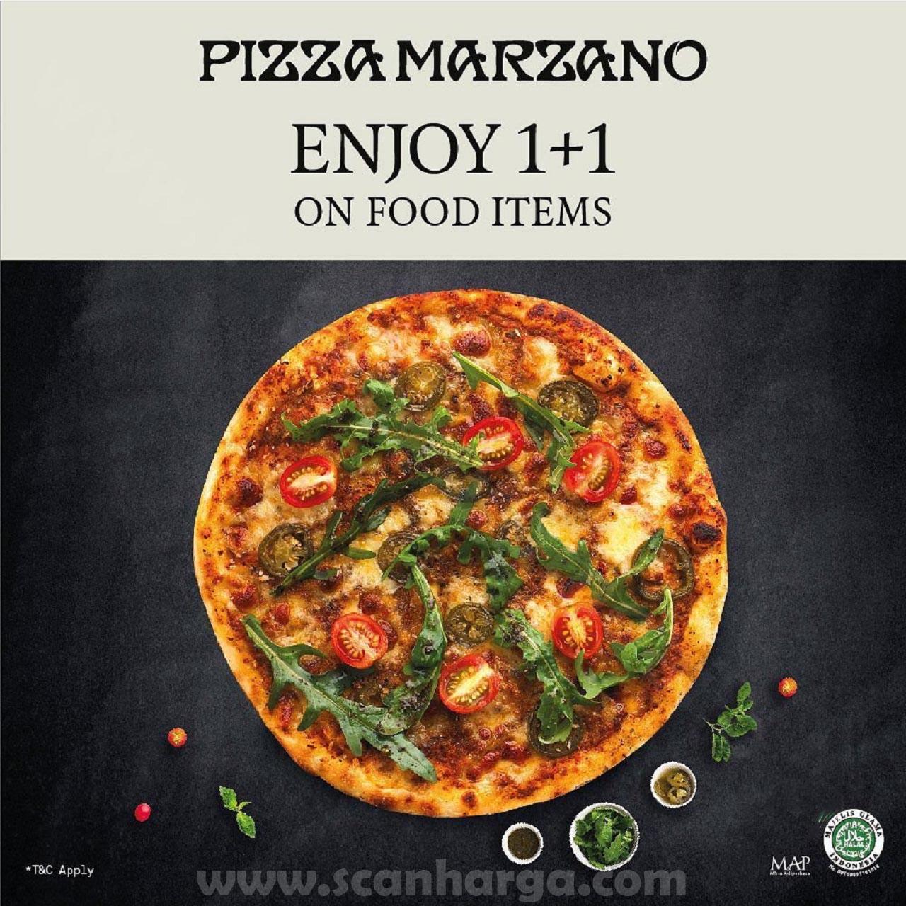 Promo Pizza Marzano Terbaru