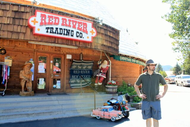 Red River Trading Co, NM