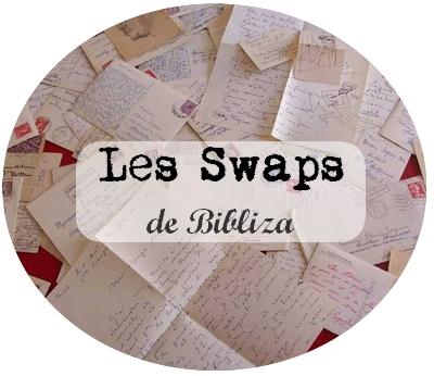 Swap blog littéraire Bibliza échange