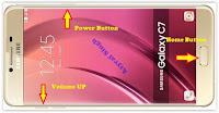Hard Reset Samsung Galaxy C7