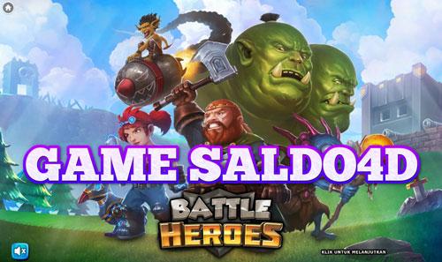 Game Slot Battle Heroes Top Trend Gaming