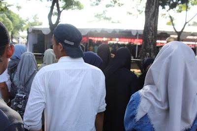 Dampak terselip kedatangan Jokowi ke Kota Serang