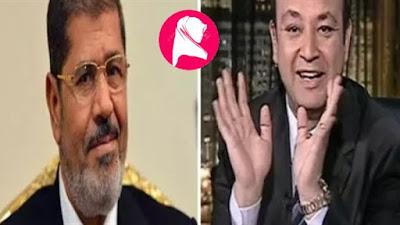 عمر أديب يوجهة رسالة عاجلة للمصرين عقب وفاة الرئيس السابق محمد مرسي