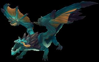 League of legends wild rift ocean dragon