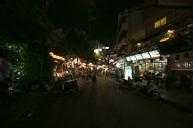 Kao San Road-Bangkok