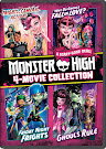 Monster High 4-Movie Collection DVD Item