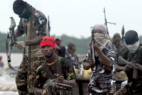 Nigerian Army arrests 10 suspected members of Niger Delta Avengers