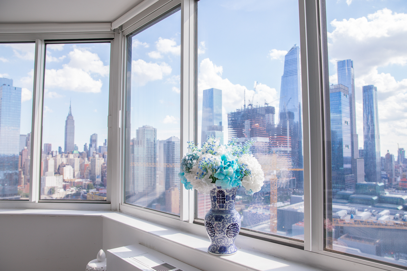 New York City Hudson Yards Apartment Tour Pt 1
