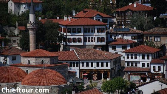 Safranbolu, tourists attractions: